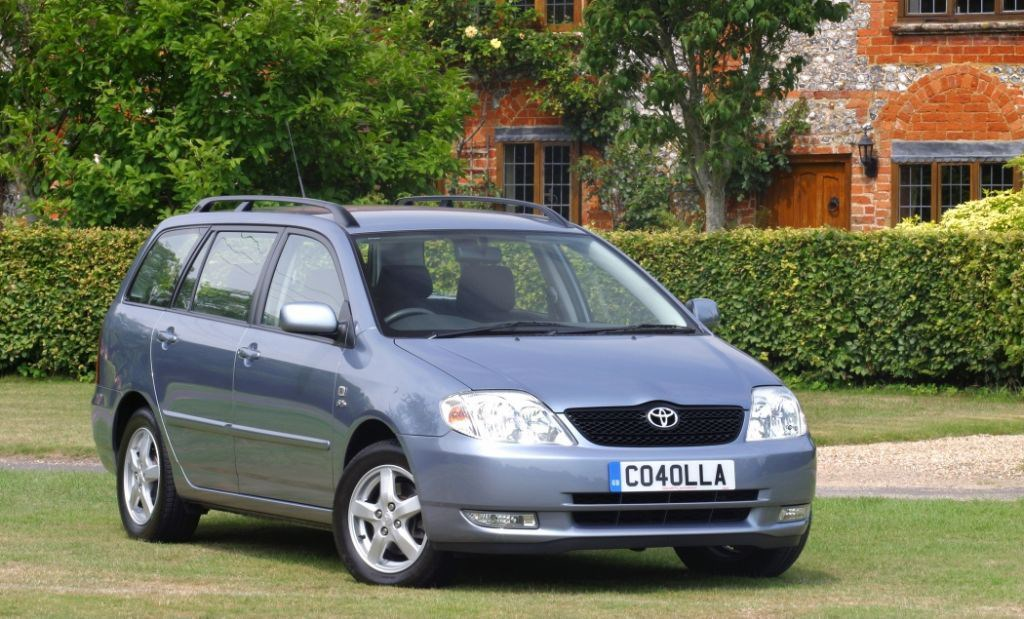 Used Toyota Rav4 For Sale >> Toyota Corolla Estate (2002 - 2006) Photos | Parkers