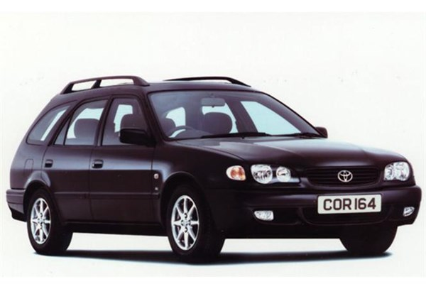 Toyota Corolla Estate (2000 - 2002) Used Prices