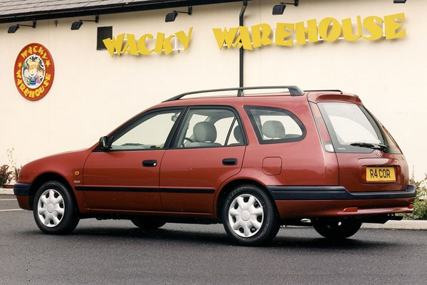 Toyota Corolla Estate (1997 - 2000) Used Prices