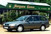 Toyota Corolla Estate 1992-