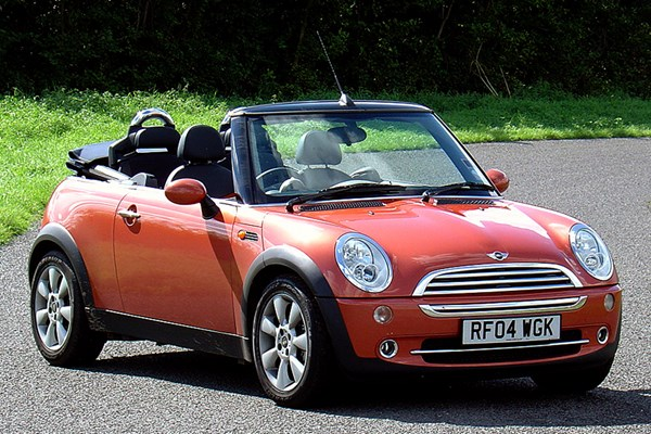 Mini Convertible 04 08 Rated 4 Out Of 5