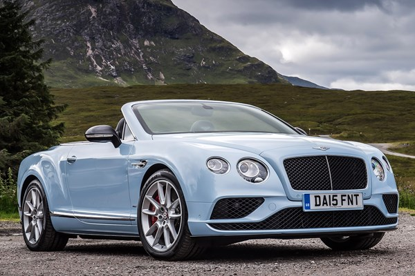 Bentley 2015 Contintental GTC Convertible