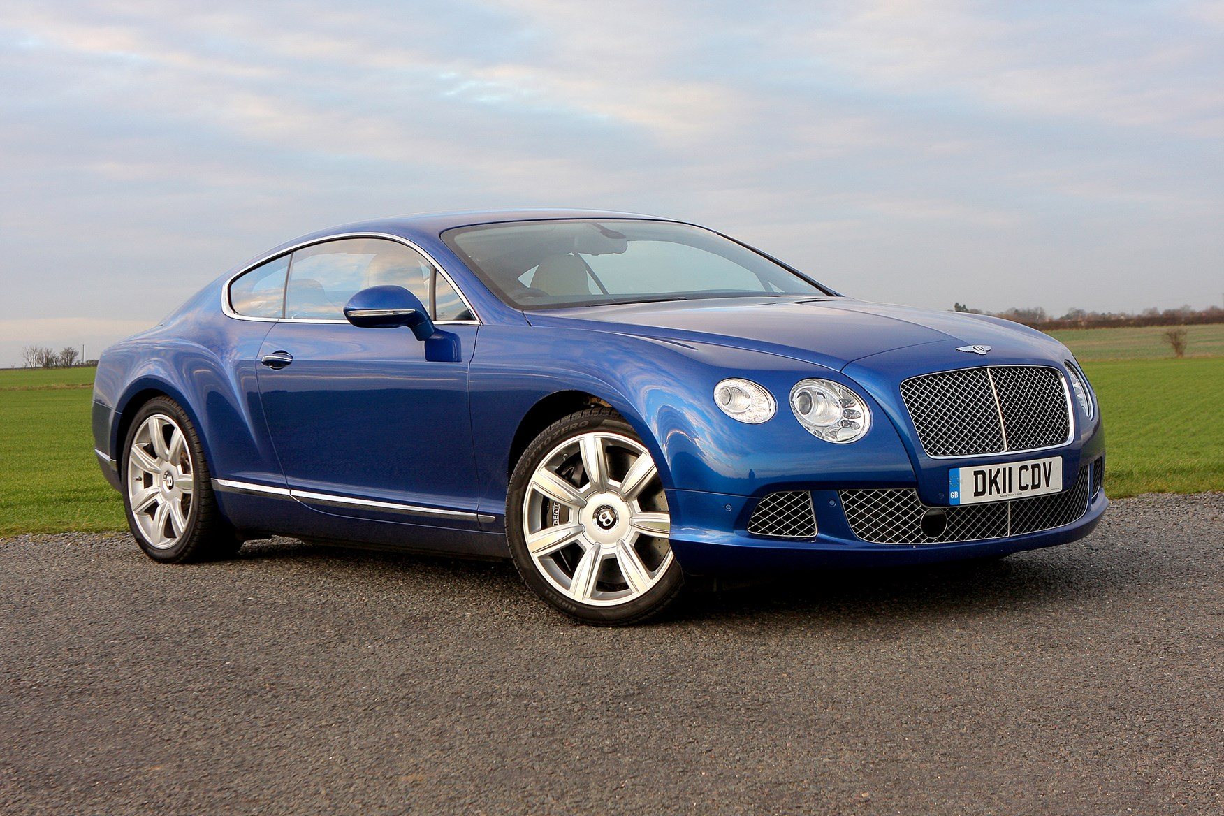 bentley continental gt coupe 2003 2011 photos parkers. Cars Review. Best American Auto & Cars Review