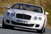 Bentley 2009 GT Convertible