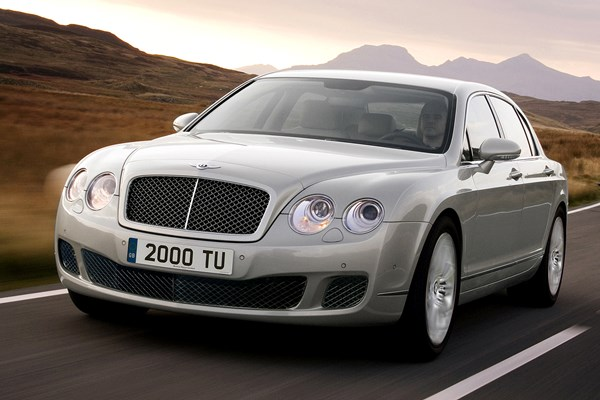 Bentley Continental Flying Spur (2005 - 2012) Used Prices