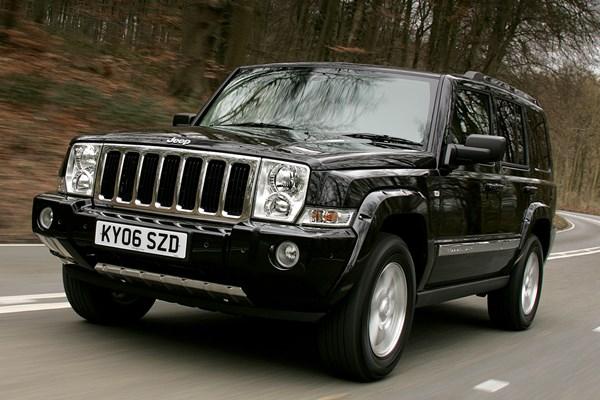 Jeep 2006 Commander
