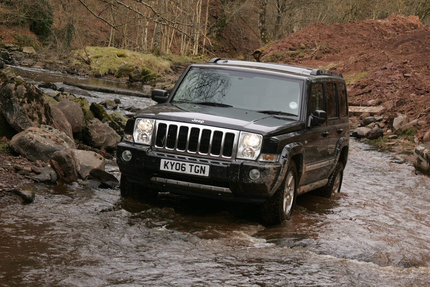 View all images of the jeep commander 06 09