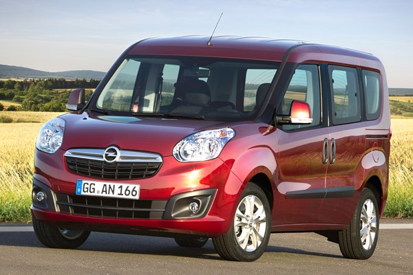 Vauxhall Combo Tour (2007 - 2011) Used Prices