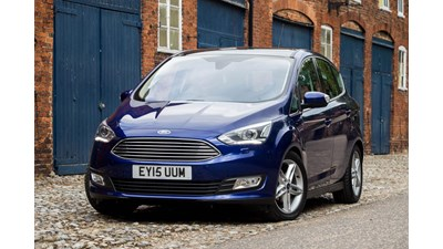 Ford C-MAX Estate 1.5 TDCi Zetec 5d