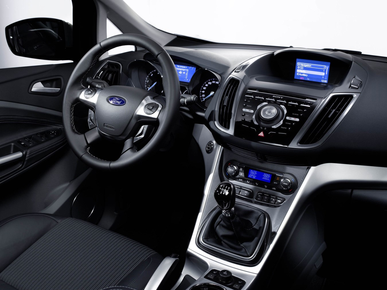 ford c-max estate review (2010 - ) | parkers
