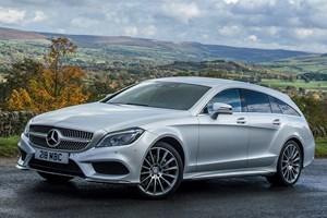 Mercedes-Benz 2016 CLS-Class Shooting Brake