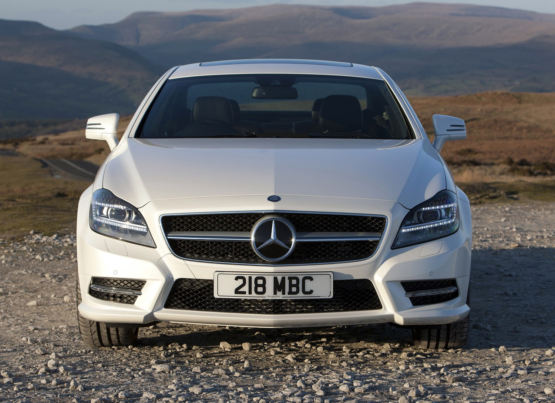 Mercedes benz cls coupe 2011 2018 photos parkers for Mercedes benz detailing
