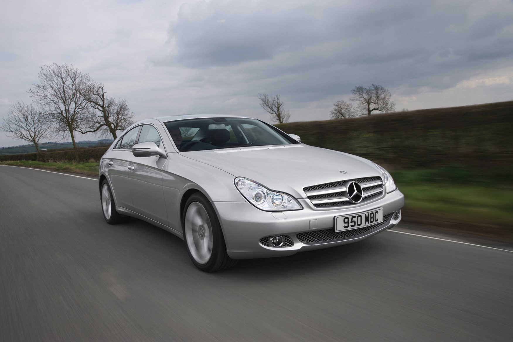 Mercedes benz cls coup 2005 2010 driving for Mercedes benz coupe 2005