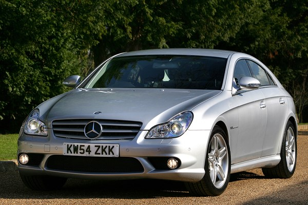 mercedes benz cls amg from 2005 used prices parkers. Black Bedroom Furniture Sets. Home Design Ideas