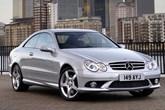 Mercedes-Benz CLK-Class Coupe 02-