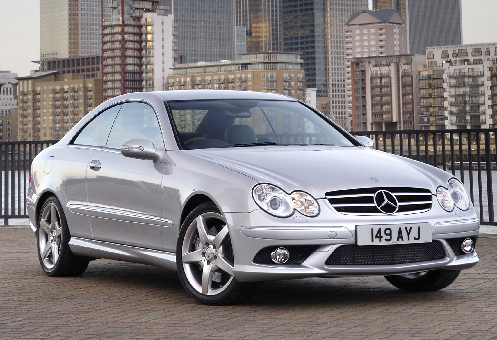 Mercedes Benz Clk Coupe For Sale