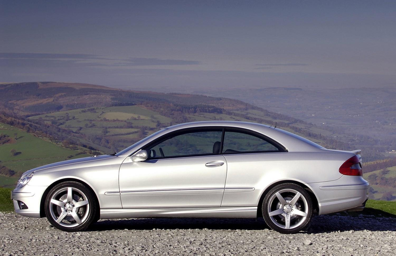 Mercedes Kompressor C  Coupe Elegance