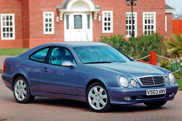 Used Mercedes Benz Clk Coupe 1997 2002 Review Parkers