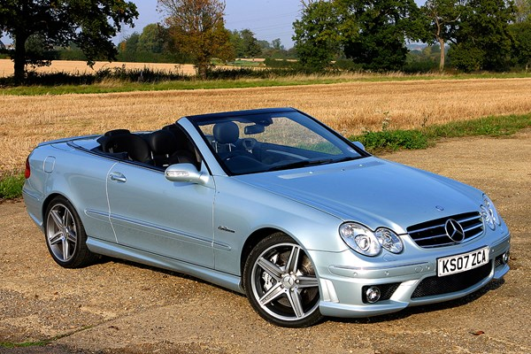 Mercedes-Benz CLK AMG (2002 - 2009) Used Prices
