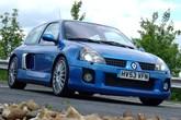 Renault Clio Hatchback V6 2001-
