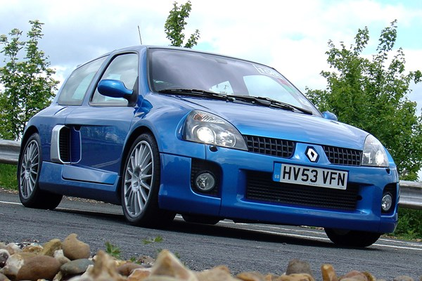 used renault clio v6 2001 2005 review parkers