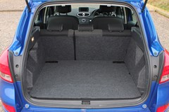 Renault clio estate luggage capacity