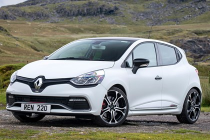 renault clio specs dimensions facts figures parkers. Black Bedroom Furniture Sets. Home Design Ideas