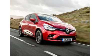 Renault Clio Hatchback Iconic TCe 90 5d