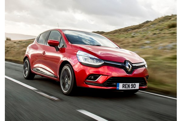 Renault Clio Hatchback (12 on) - rated 4 out of 5