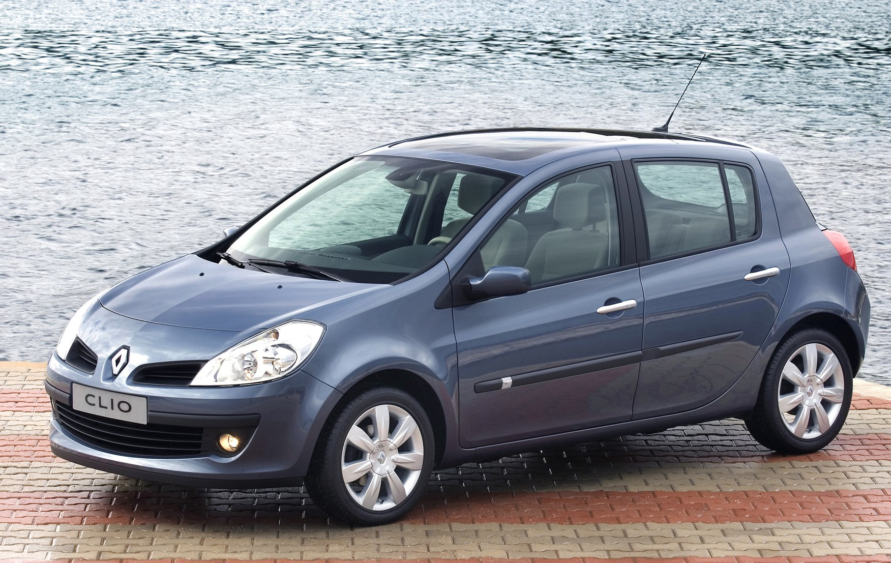 renault clio hatchback 2005 2012 photos parkers. Black Bedroom Furniture Sets. Home Design Ideas