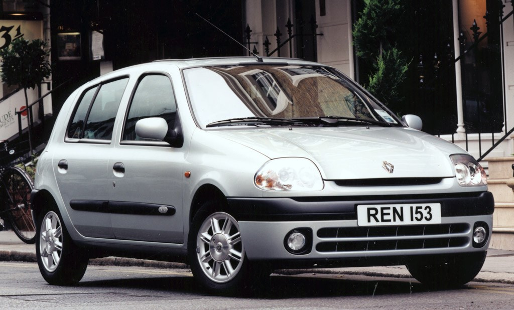 renault clio hatchback 1998 2001 photos parkers. Black Bedroom Furniture Sets. Home Design Ideas