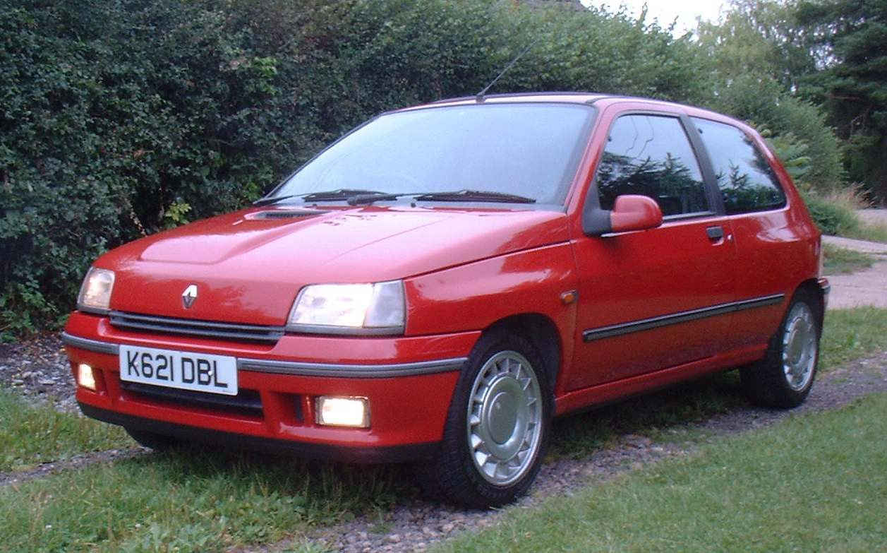renault clio hatchback 1991 1998 photos parkers. Black Bedroom Furniture Sets. Home Design Ideas