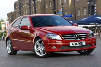 Mercedes-Benz CLC Coupe (from 2008) Owners Reviews | Parkers