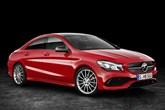 Mercedes-Benz 2017 CLA-Class