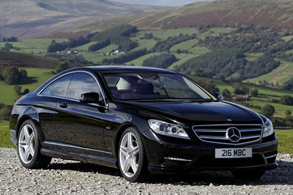 Mercedes Benz Cl 2007 2017 Used Prices