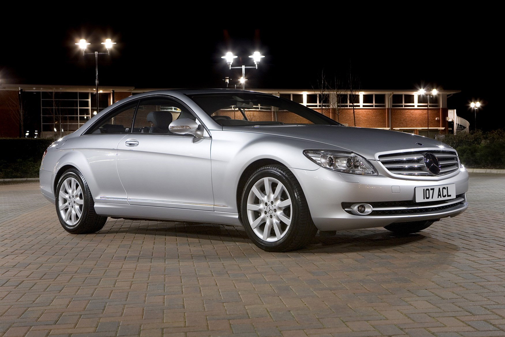 Mercedes benz cl coupe 2007 2014 photos parkers for Mercedes benz cl coupe for sale