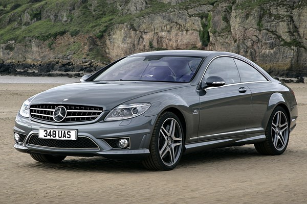 Mercedes-Benz CL AMG (2007 - 2014) Used Prices