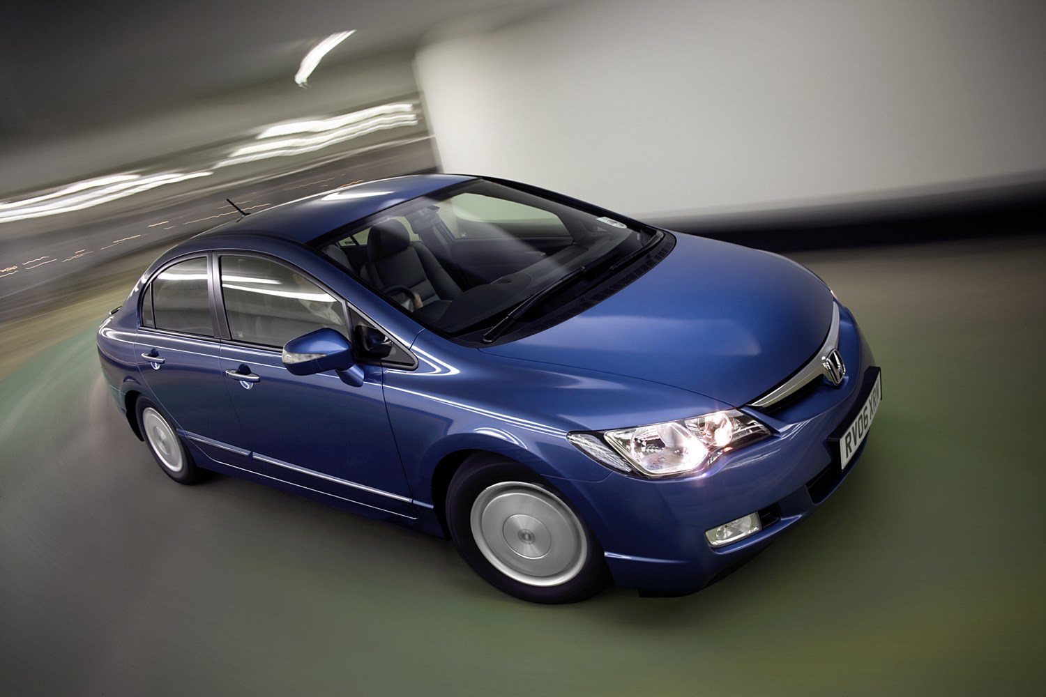 View All Images Of The Honda Civic Hybrid Saloon 06 10