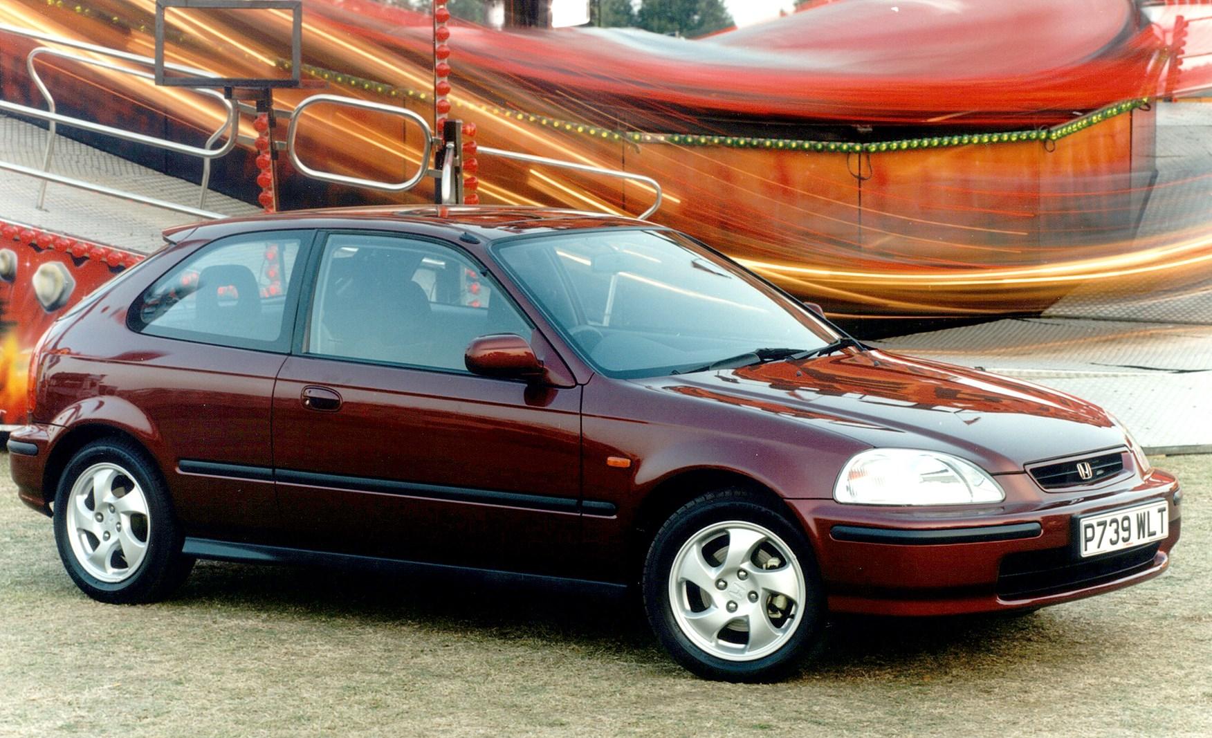 honda civic hatchback 1995 2001 photos parkers. Black Bedroom Furniture Sets. Home Design Ideas