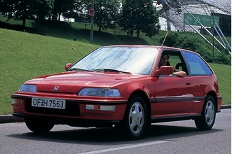 1991 civic hatchback review