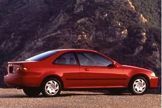 46 Civic Coupe Ex 1994 Gratis