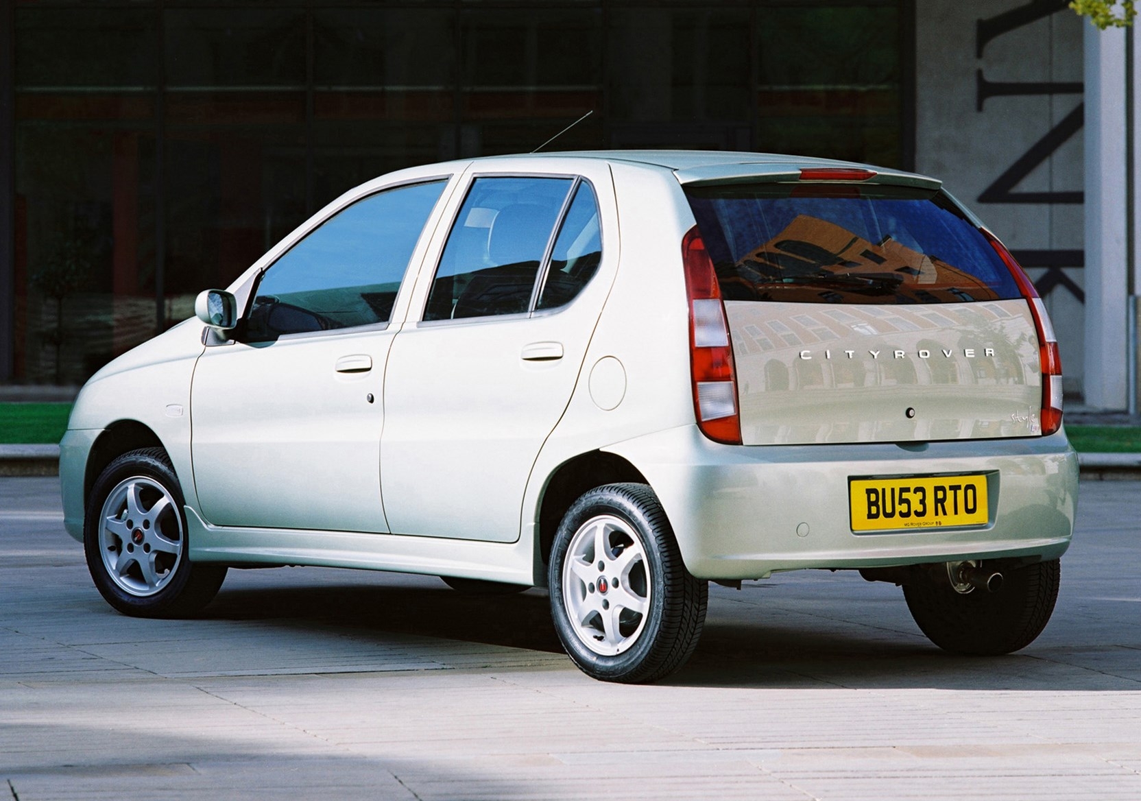 Rover Cityrover Hatchback 2003 2005 Photos Parkers