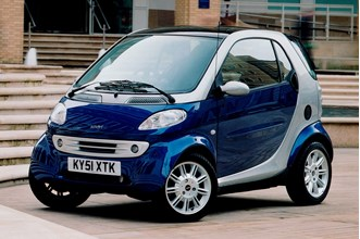 Smart City Coupe 2000