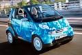 Smart City Cabriolet 2001-