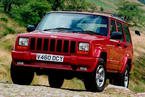 Jeep Cherokee (93 01)   Rated 3 Out Of 5
