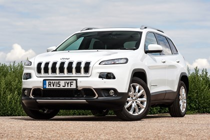 Jeep Cherokee (2014 Onwards)