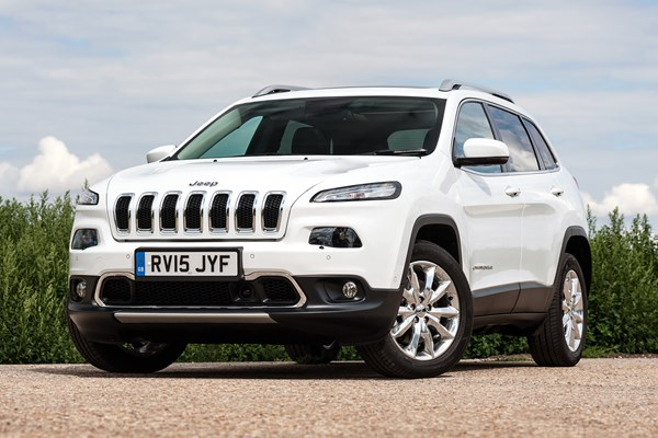 Jeep cherokee longitude reviews