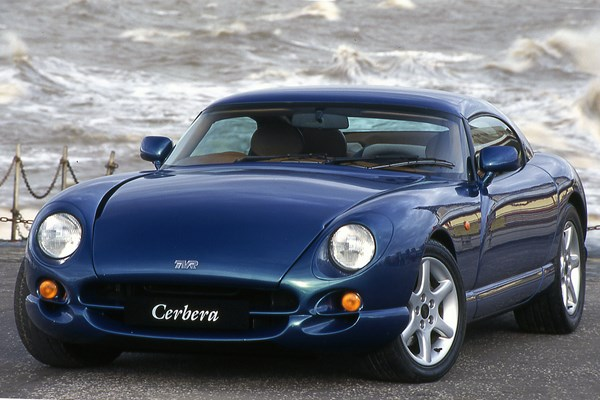 TVR Cerbera (93-07) - rated 4 out of 5