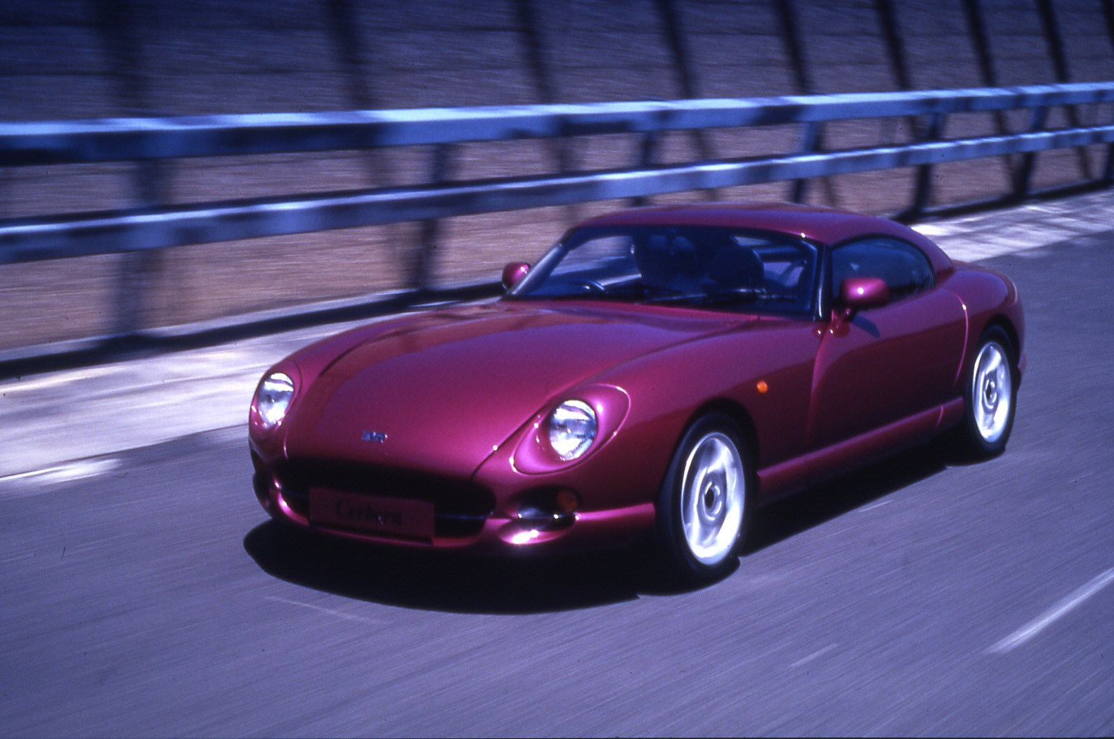 Car Prices >> TVR Cerbera Coupe (1993 - 2007) Photos | Parkers