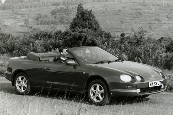 Toyota Celica Cabriolet (1994 - 1999) Used Prices